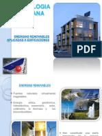 Exposicion Energias Renov Aplicadas a Edificaciones