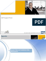 Lm System Data SAP