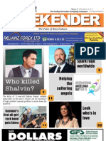 Indian Weekender Issue # 94