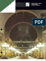 Sterner Lighting - Custom Lighting Plaza Pasadena Project Flyer 1982
