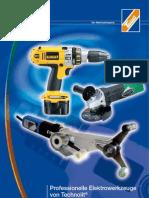Technolit Werkzeuge