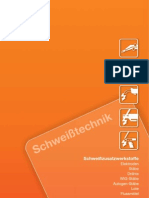 Katalog Schweisstechnik 0607 D