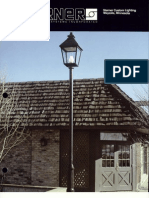 Sterner Lighting - Custom Lighting Wayzata Minnesota Project Flyer 1982