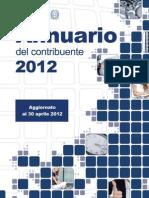 L'Annuario del contribuente 2012 | Studio Ettore Colella Milano