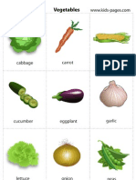 Vegetables 1