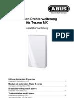 751679-An-01-Ml-8 Z Drahterweiterung TERXON MX de en Fr