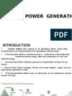 Gep_thermal Power Generation