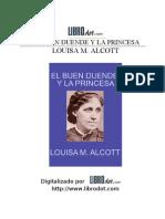 Alcott Louisa - El Duende y La Princesa