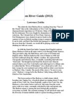 Hudson River Guide 2013c