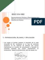 Presentacion Buena IEEE 519-1992