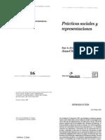 Abric Jean Claude - Practicas Sociales Y Representaciones