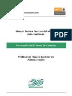 Manual Proceso de Compras