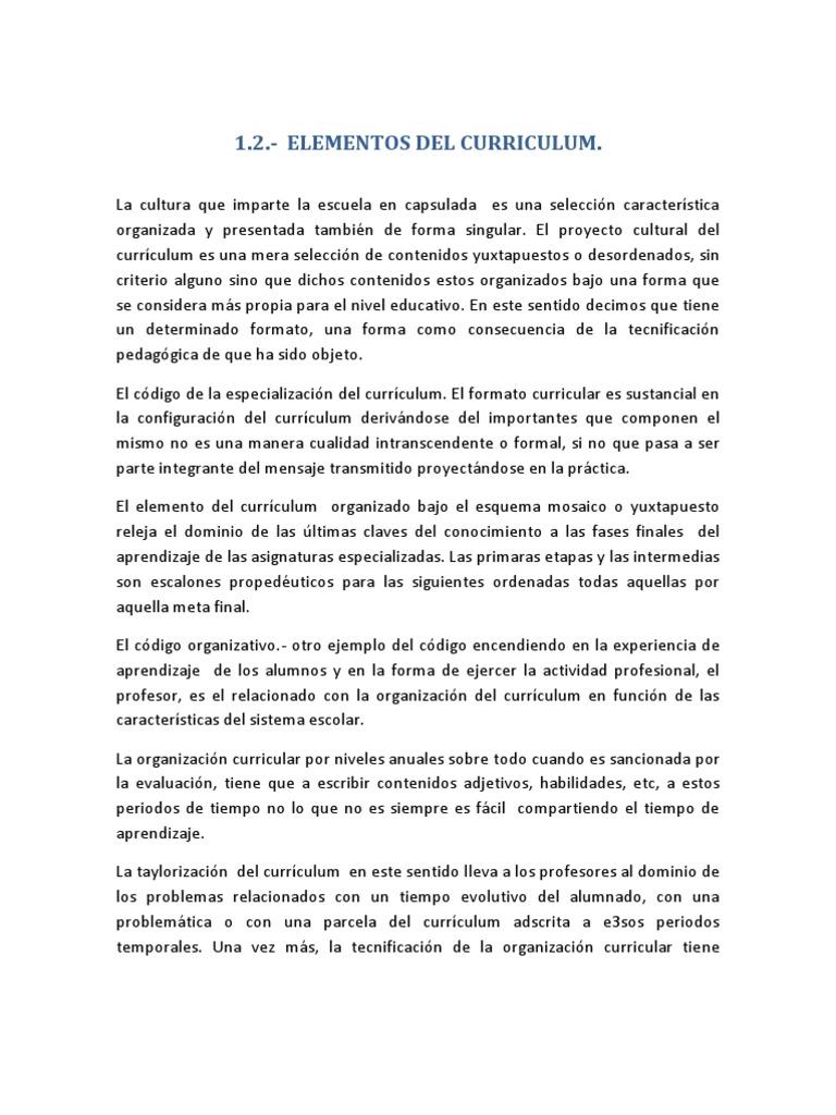 Vistoso Adjetivo Para Currículum Elaboración - Ejemplo De Colección ...