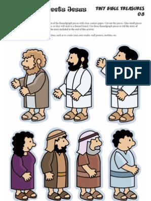 Jesus Meets Zacchaeus coloring page | Free Printable Coloring Pages | 396x298