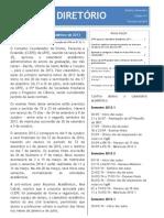 O Diretório - Edição 2 - Fevereiro 2013