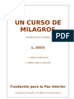 Curso Milagros 1 - TEXTO.doc