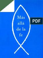 Pagels Elaine - Mas Alla de La Fe - Copia