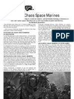 Inquisitor Chaos Marines