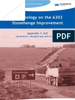 Soil - Archaeology on the A303 Stonehenge Improvement