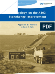 Molluscs - Archaeology on the A303 Stonehenge Improvement