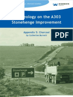 Charcoal - Archaeology on the A303 Stonehenge Improvement