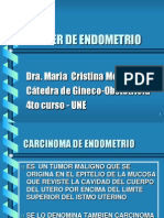 Cancer de Endometrio-20O8