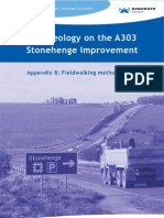 Fieldwalking - Archaeology on the A303 Stonehenge Improvement