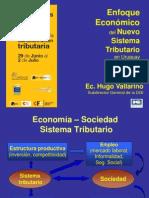 20090717 110740 Uruguay - Dr. Hugo Vallarino - Enfoque Economico NST