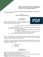 Lei 2979-2001 código de obras de gravatá