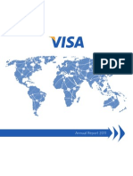 Visa Annual Report