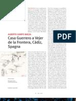 Alberto Campo Baeza - Casa Guerrero