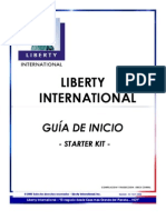 CVP & Liberty International Net - Starter Kit Spanish