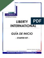 CVP & Liberty International Net - Starter Kit Spanish