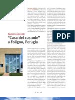 Luccioni - Casa Del Custode