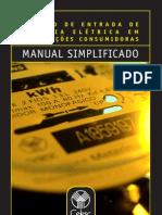 14587944 Manual Simpificado Dos Padroes de Entrada Em Baixa Tensao