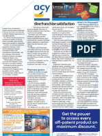 Pharmacy Daily for Mon 18 Feb 2013 - Priceline satisfaction, Pharmacy Grants, Trials boost, Diclofenac and much more...