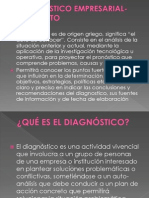 DIAGNOSTICO EMPRESARIAL- grupal