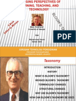 Taksonomi Pembelajaran