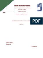 INSTITUTO POLITÉCNICO NACIONAL practica 1