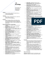 IMS - Intro to Immunology and Serology