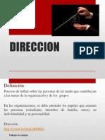 Direccion Admon