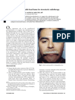A Radiation-shielding Device for Craniofacial Implant Placement