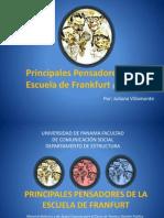 principalespensadoresdelaescueladefrankfurtjvillamonte-120514001518-phpapp02