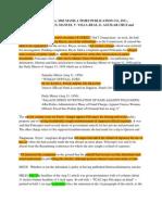 Policarpio vs Manila Times - Unprotected Speech Libel