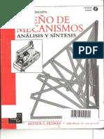 Diseño de Mecanismos - Analisis y Sintesis [Erdman