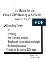 Ccie Rs Written
