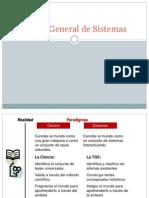 Teoría General de Sistemas [Loredo]