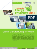 Industrial Energy Efficiency Fact Sheet