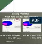 Solving Problems 07