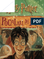 Rowling, j.k. - [Harry Potter] 04 Harry Potter Si Pocalul de Foc In LImba Romana